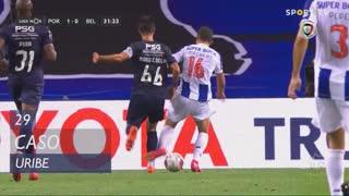 FC Porto, Caso, Uribe aos 29'