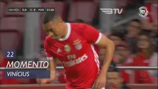 SL Benfica, Jogada, Vinícius aos 22'