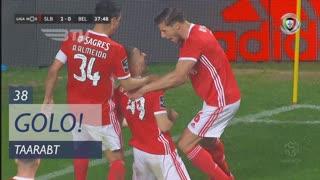 GOLO! SL Benfica, Taarabt aos 38', SL Benfica 2-0 Belenenses