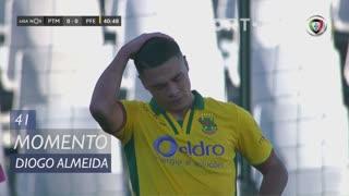 FC P.Ferreira, Jogada, Diogo Almeida aos 41'