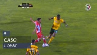 FC P.Ferreira, Caso, L. Diaby aos 9'