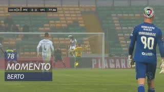 Vitória FC, Jogada, Berto aos 78'