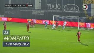 FC Famalicão, Jogada, Toni Martínez aos 33'