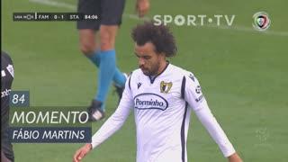 FC Famalicão, Jogada, Fábio Martins aos 84'
