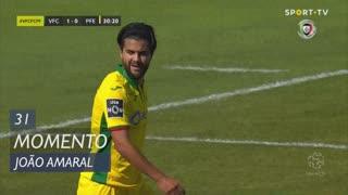 FC P.Ferreira, Jogada, João Amaral aos 31'