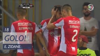 GOLO! CD Aves, E. Zidane aos 18', Vitória SC 1-1 CD Aves