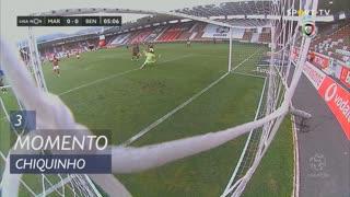 SL Benfica, Jogada, Chiquinho aos 3'