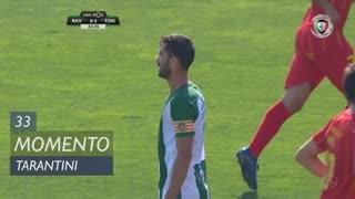 Rio Ave FC, Jogada, Tarantini aos 33'