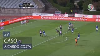 Boavista FC, Caso, Ricardo Costa aos 39'