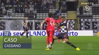 Boavista FC, Caso, Cassiano aos 53'