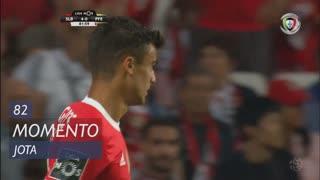 SL Benfica, Jogada, Jota aos 82'