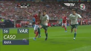 SL Benfica, Caso, Rafa aos 56'