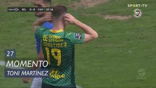 FC Famalicão, Jogada, Toni Martínez aos 27'