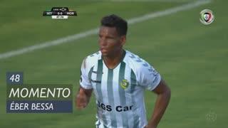 Vitória FC, Jogada, Éber Bessa aos 48'