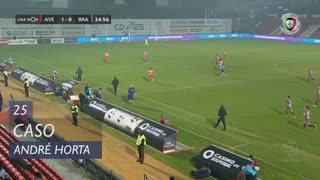 SC Braga, Caso, André Horta aos 25'