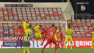 FC P.Ferreira, Jogada, Tanque aos 44'