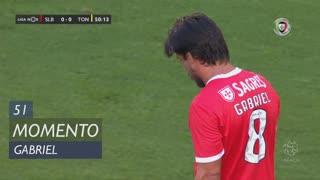 SL Benfica, Jogada, Gabriel aos 51'
