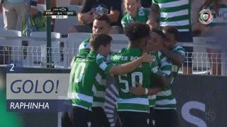 GOLO! Sporting CP, Raphinha aos 2', Portimonense 0-1 Sporting CP