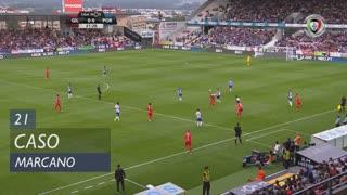 FC Porto, Caso, Marcano aos 21'