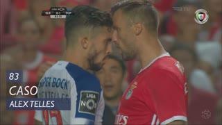 FC Porto, Caso, Alex Telles aos 83'