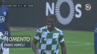 Moreirense FC, Jogada, Fábio Abreu aos 32'