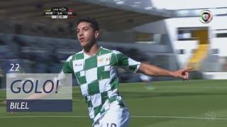 GOLO! Moreirense FC, Bilel aos 22', Moreirense FC 2-0 Gil Vicente FC