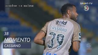 Boavista FC, Jogada, Cassiano aos 38'