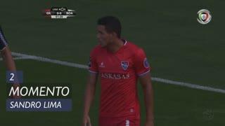 Gil Vicente FC, Jogada, Sandro Lima aos 2'
