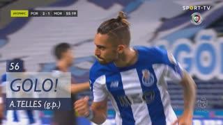 GOLO! FC Porto, Alex Telles aos 56', FC Porto 3-1 Moreirense FC
