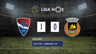 Liga NOS (30ªJ): Resumo Gil Vicente FC 1-0 Rio Ave FC