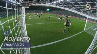 SC Braga, Jogada, Fransérgio aos 65'