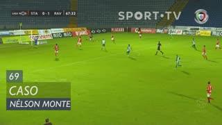 Rio Ave FC, Caso, Nélson Monte aos 69'