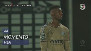 Boavista FC, Jogada, Heri aos 44'