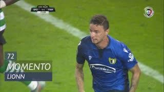 FC Famalicão, Jogada, Lionn aos 72'