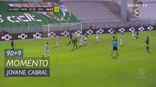 Sporting CP, Jogada, Jovane Cabral aos 90