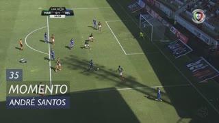 Belenenses, Jogada, André Santos aos 35'