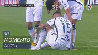 FC Famalicão, Jogada, Riccieli aos 90'