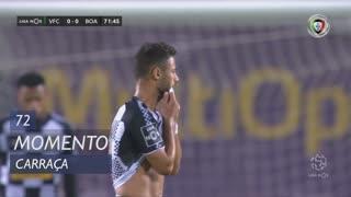 Boavista FC, Jogada, Carraça aos 72'
