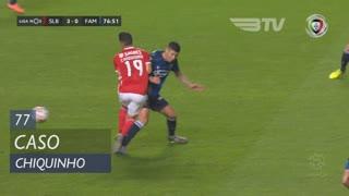 SL Benfica, Caso, Chiquinho aos 77'