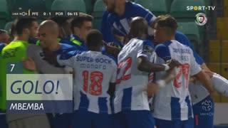 GOLO! FC Porto, Mbemba aos 7', FC P.Ferreira 0-1 FC Porto