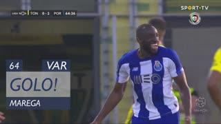 GOLO! FC Porto, Marega aos 64', CD Tondela 0-2 FC Porto
