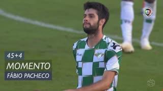 Moreirense FC, Jogada, Fábio Pacheco aos 45'+4'