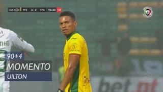 FC P.Ferreira, Jogada, Uilton aos 90'+4'