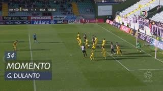 Boavista FC, Jogada, G. Dulanto aos 54'