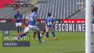 SC Braga, Jogada, Galeno aos 58'