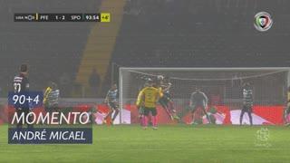 FC P.Ferreira, Jogada, André Micael aos 90'+4'
