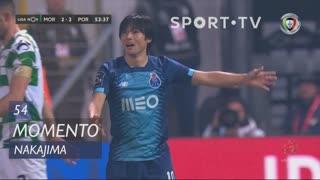 FC Porto, Jogada, Nakajima aos 54'