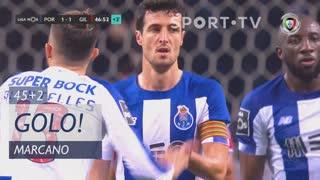 GOLO! FC Porto, Marcano aos 45'+2', FC Porto 1-1 Gil Vicente FC