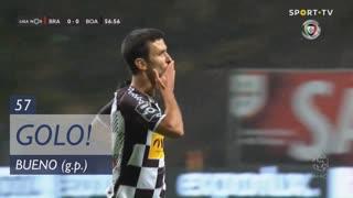 GOLO! Boavista FC, Bueno aos 57', SC Braga 0-1 Boavista FC
