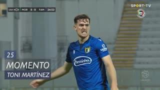 FC Famalicão, Jogada, Toni Martínez aos 25'